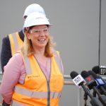 Western Australian Transport Minister, Rita Saffioti